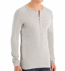 Levi's Single Pack Long Sleeve Henley LV318