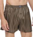 Stripe Jacquard Silk Boxer Image
