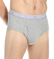 Michael Kors Soft Touch Cotton Modal Briefs - 3 Pack 09M0584