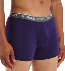Michael Kors Modal Stripe Boxer Brief 09M0697