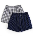Woven Boxer - 2 Pack Image