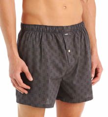Michael Kors Woven Boxer-2 Pack 09M0870