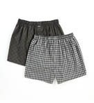 Woven Boxer-2 Pack Image
