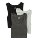 Soft Touch Cotton Modal A-Shirt Tank Top 3-Pack Image