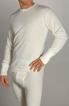 Munsingwear MWT601 Thermal Long Sleeve Crew Neck Shirt at Sears.com