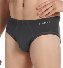 Naked Microfiber Brief MFB