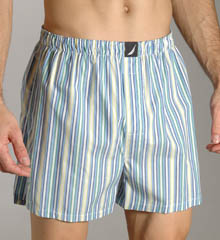 Nautica 080340 Yacht Party Stripe Boxer at Sears.com