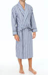 Sultan Stripe Shawl Collar Robe Image