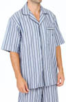 Nautica Sultan Stripe Camp Shirt 103165