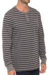 Nautica Long Sleeve Stripe Henley 208766