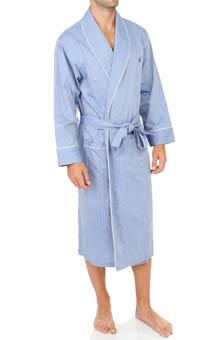 Nautica Woven Herringbone Robe 905016