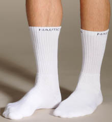 Nautica E04010 3-Pack Performance Crew Sock at Sears.com