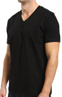 Nautica V-Neck Tees - 3 Pack MT2007