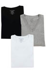 V-Neck Tees - 3 Pack Image