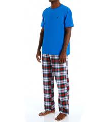 Nautica Flannel Pajama Set PJ21F4