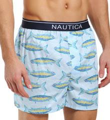 Nautica Woven Boxer WB23S4