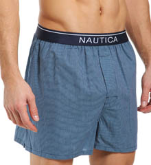 Nautica Woven Boxer WB29S4