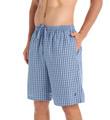 Nautica Anchor 100% Cotton Plaid Short WH43S5