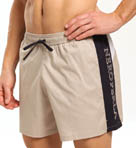Nero Perla Mykonos Long Multi Color Swim Short 17400