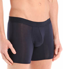 Nero Perla Skin Basic Long Boxer Brief 22171