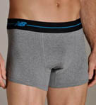 New Balance Essential Tile Contrast Stretch Trunks - 2 Pack 70912TK