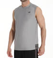 Cross Run Performance Sleeveless Top Image