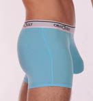 Obviously For Men Contrast Full Cut Boxer Brief MAC