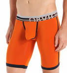 Obviously For Men EveryMan Naked 9 Inch Boxer Brief Y12104X
