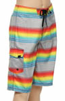 Boys S.C. Stripe Boardshort Image