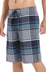 O'Neill Santa Cruz Plaid Boardshort 14106702