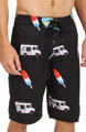 Bomb Pop Boardshorts Image