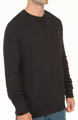 Rudder Pocket French Terry Crewneck Sweatshirt Image