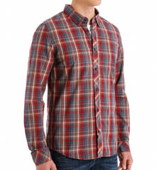 O'Neill Casbar YD Plaid Shirt 44104102