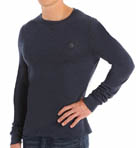Reversible Long Sleeve Knit Shirt Image