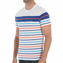 Original Penguin Horizontal Eng Stripe Tee OPKM454