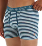 Richland Stripe Knit Boxer Brief Image