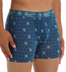 Legion Blue Knit Boxer Brief Image