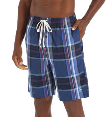 Original Penguin Cliffside Plaid Sleep Short RPM7204