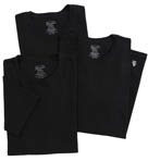 100% Cotton Crew Tee - 3 Pack Image