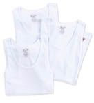 100% Cotton Tank- 3 Pack Image
