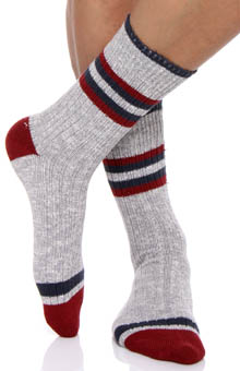Pact Men's Work Sock Bundle - 3 Pack MSKBL4