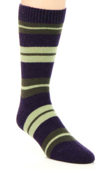 Pantherella Holkham New Stripe Sock 5770