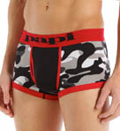 Cross-Roads Camo Brazilian Trunk Image