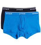 Papi Pure Cotton Brazilian Trunks - 2 Pack 705550