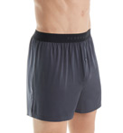 Perry Ellis Luxe Solid Boxer Short 163009