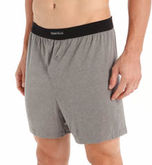 Perry Ellis Knit Boxers- 3 Pack 461510
