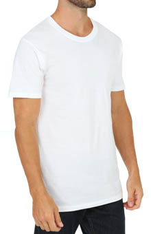 Perry Ellis Basic Crew Neck T-Shirts - 3 Pack 548104
