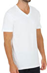 Basics V-Neck T-Shirts - 3 Pack Image