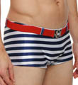 Pistol Pete Nautical Mid-Cut Swim Brief 553-242
