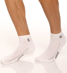 Point 6 1153 Active Light Mini Crew Sock